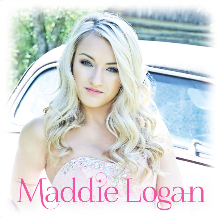 Break out Singer Songwriter Maddie Logan Climbs to #19 On Country Chart